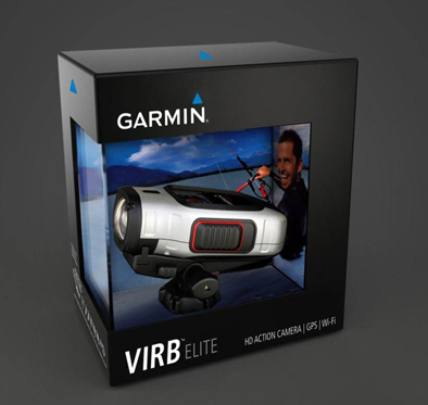 CAMERA GARMIN VIRB ELITE ACTIONCAM GPS