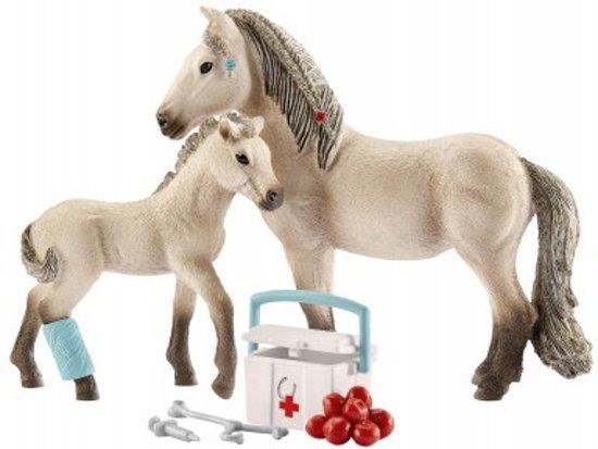 Rescue Set Horse Club Hannah Schleich (42430)