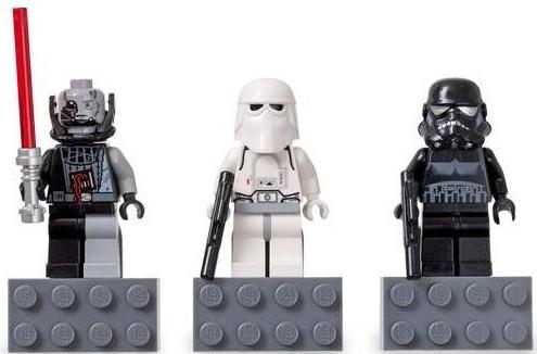Lego Lego Darth Vader Magneten 3-Pack