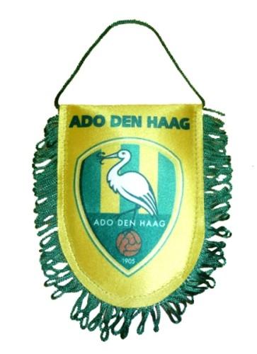 ADO Den Haag Banier 10 x 13 cm