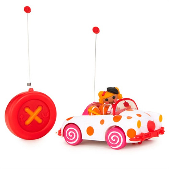 Auto Lalaloopsy Mini RC Wit