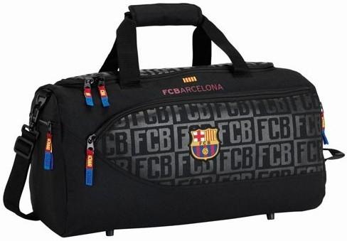 Sporttas Barcelona Zwart 50 x 25 x 28 cm