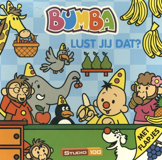 Boek Bumba Lust jij Dat (BOEK340669)