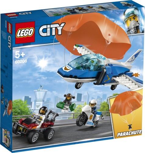 Luchtpolitie parachute-arrestatie Lego (60208)