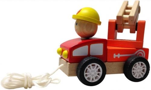 Trekautootje BuToy Brandweer