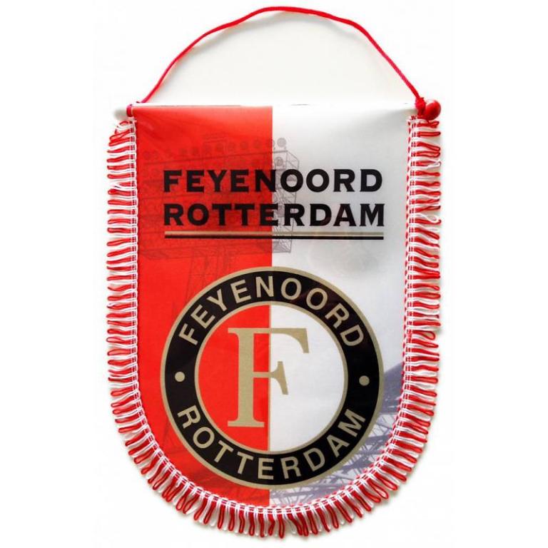 Vaan Rond Feyenoord Rood-Wit Kuip
