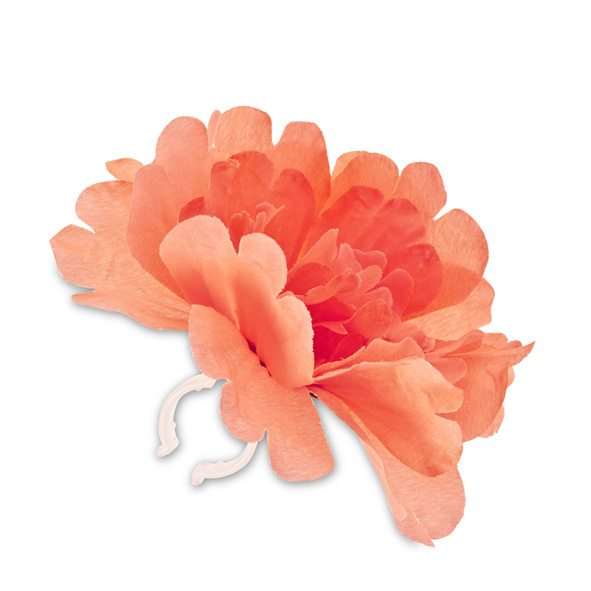 Basil losse bloem Peony Oranje
