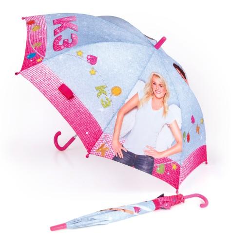 Paraplu Glitter K3
