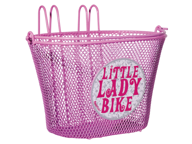 KINDERMAND LITTLE LADIES BIKE ROZE