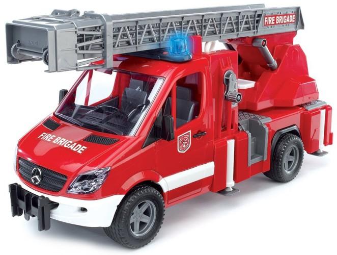 Mercedes Sprinter Brandweer Ladderwagen Bruder (02532)