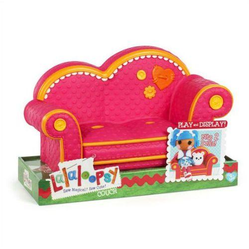 Meubel Lalaloopsy Loveseat Roze 27x15cm LALA157123