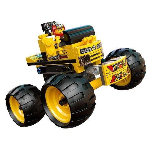 Racer Bone Cruncher Lego 9093