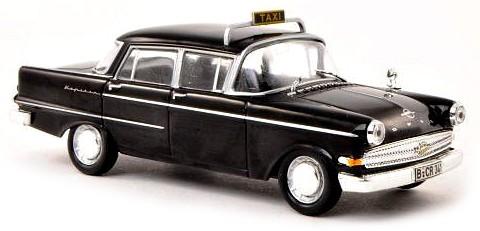 Opel KAPITAN PII TAXI 1959 (OPEL92 (1:43) ATLAS