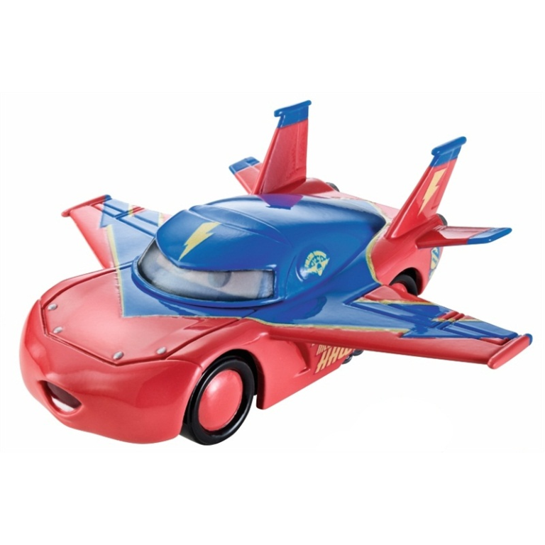 Take Flight Cars 2 McQueen Hawk