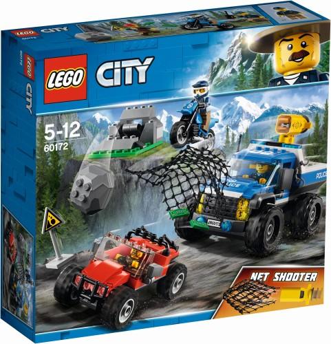 Modderweg Achtervolging Lego (60172)