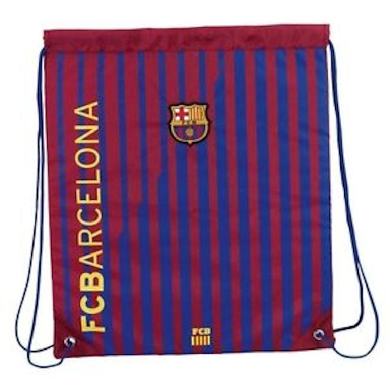 Barcelona Zwemtas Gestreept
