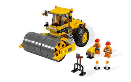 Wegenbouw Wals City Lego 7746