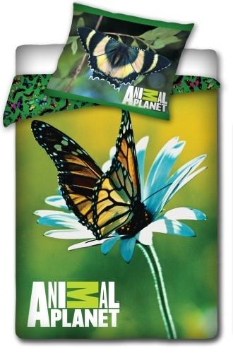 Dekbed Animal Planet Vlinder 140x200 cm