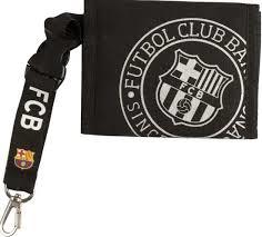 Portemonnee Barcelona zwart