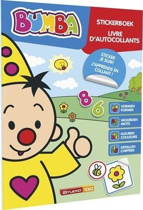 Stickerboek Bumba Educatief (BOBU00001980)