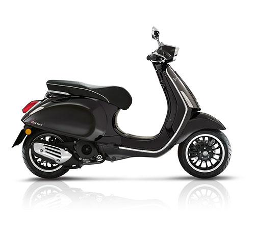 Vespa Scooter 25km Sprint 4t-2v Zwart Lucido 94