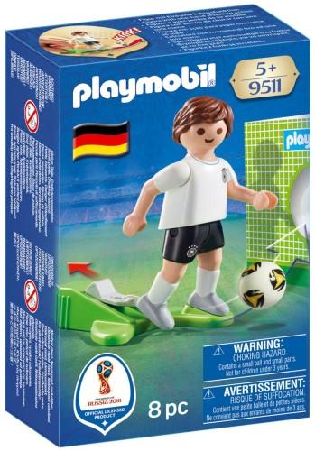 Voetballer Duitsland (9511)