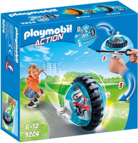 Playmobil MONOBIKE BLAUW PLAYMOBIL (9204)