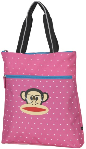 Shopper Paul Frank Roze Hartjes Julius