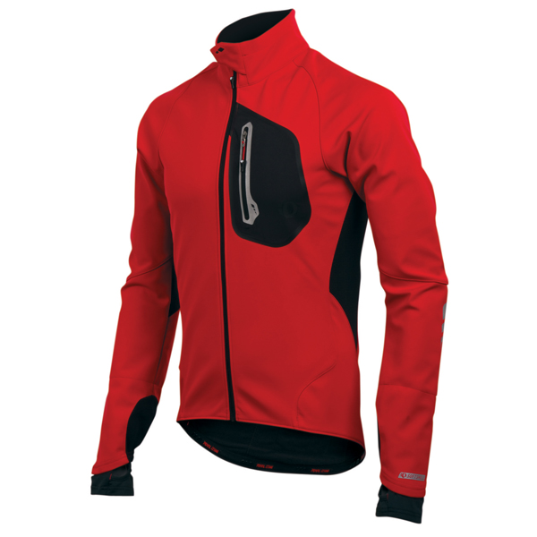 PRO SOFTSHELL 180 JACKET TRUE RED/BLACK S