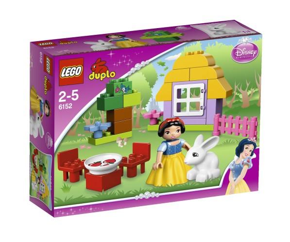 Sneeuwwitjes Huisje Lego 6152 Disney