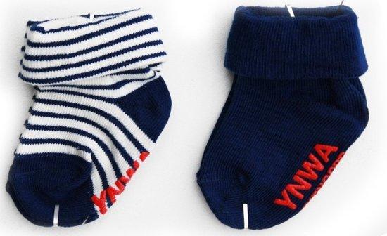 Baby Sokjes Feyenoord Blauw 2-Pack