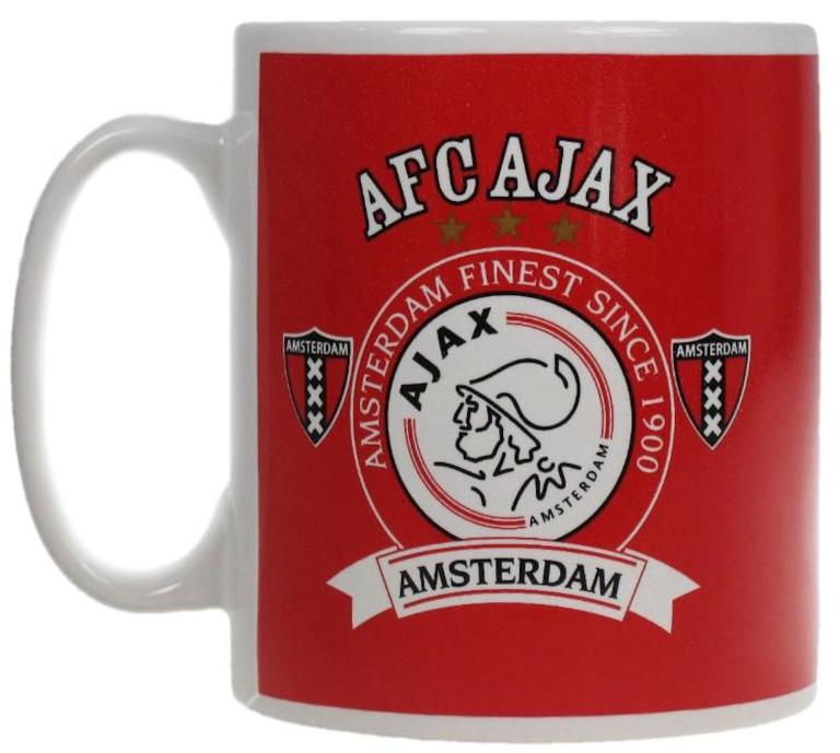 Mok Ajax rood AFC since 1900