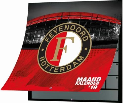 Kalender Feyenoord 2019 30x30 cm (10950)