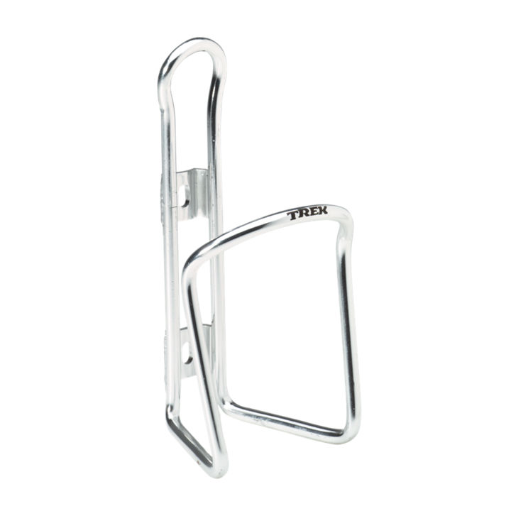 Water Bottle Cage Bontrager Hollow 6mm Silver