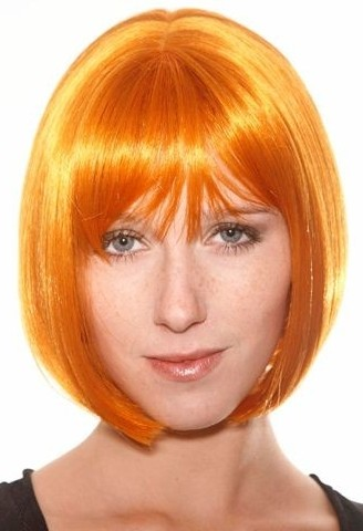 Pruik Holland Oranje Victoria