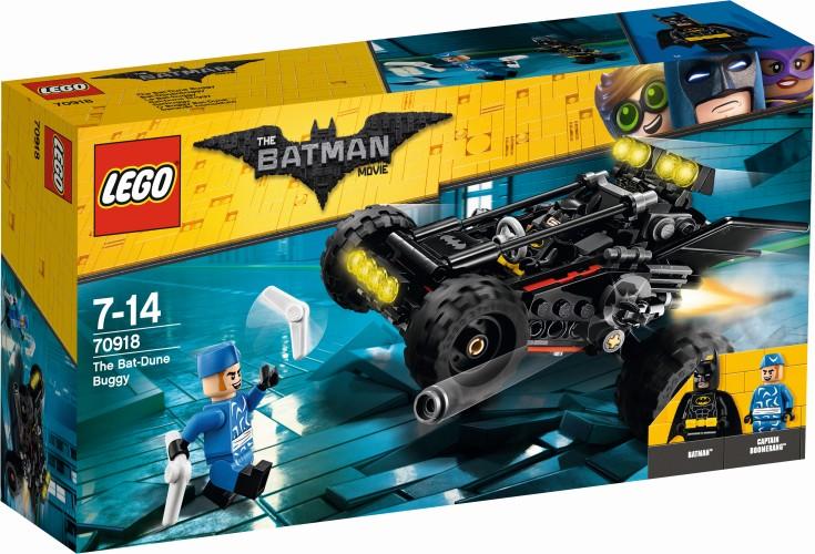 De Bat-Dune Buggy Lego (70918)