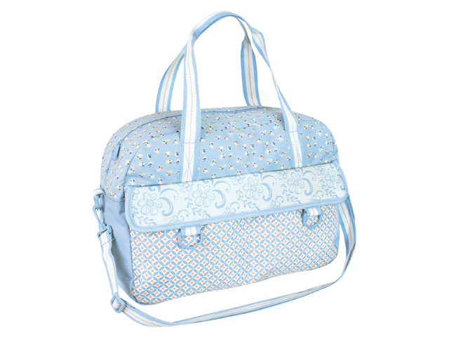 SHOPPER AMARINTH BLAUW