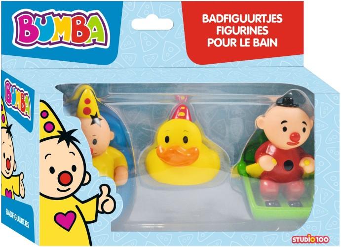 Badfiguurtjes Bumba 3 Pack (BADF340200)