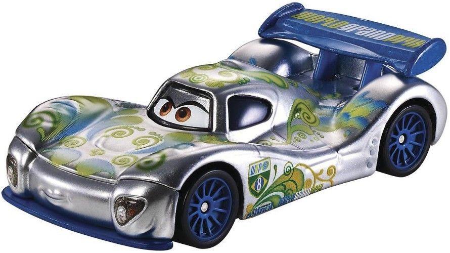 Silver Veloso Cars 2