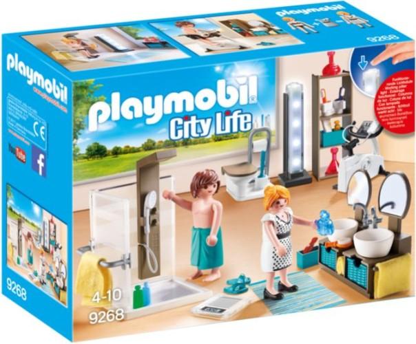 Playmobil Badkamer met Douche Playmobil (9268)
