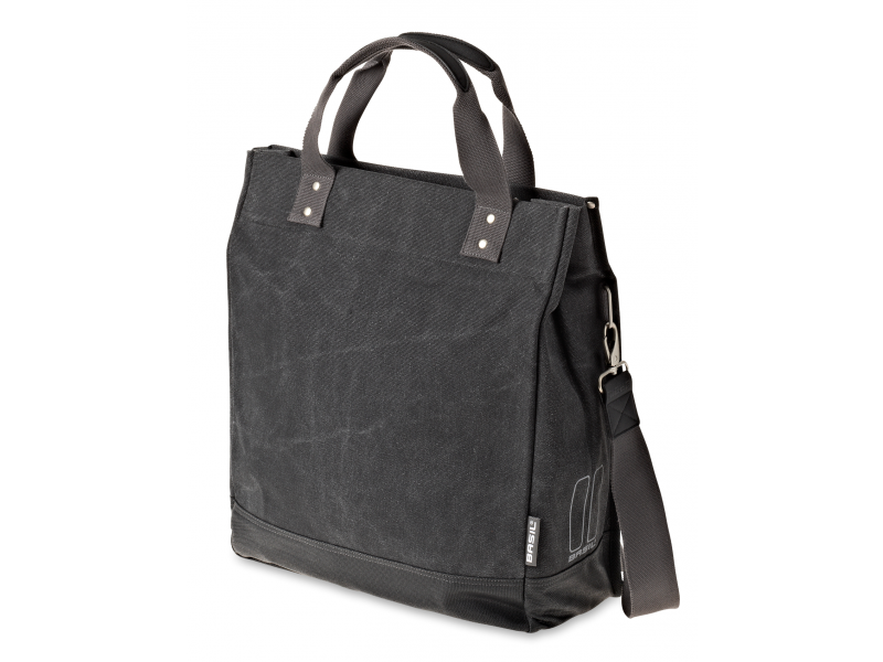 TAS BAS URBAN FOLD CROSS BODY ZWART 20L-25L