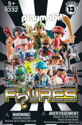 Minifigures Playmobil serie 13 boys (9332)