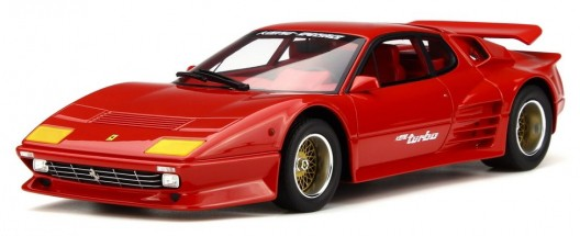 Koenig SPECIALS 512 BBI TURBO (GT SPIRIT)(1:18)