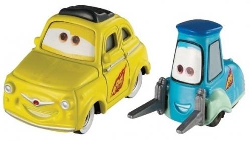Character Cars 2 Guido & Luigi