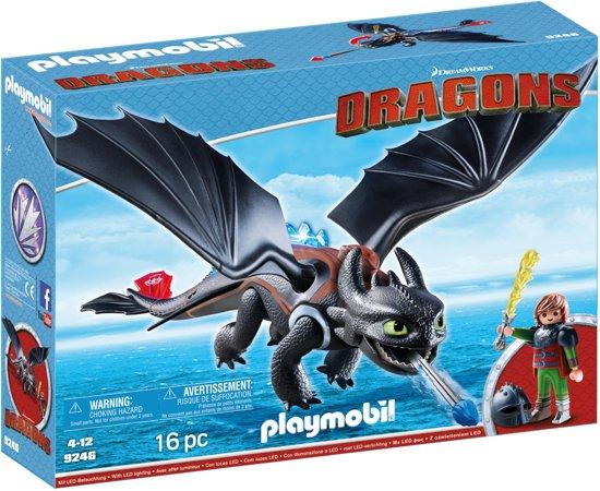 Speelset Tandloos en Hikkie Playmobil (70037)