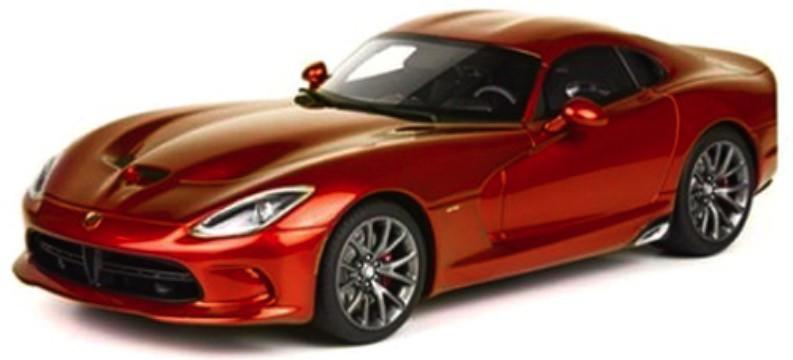 DODGE VIPER GTS SRT 2014 Limited Edition 300 pcs (I:18) Top Marques