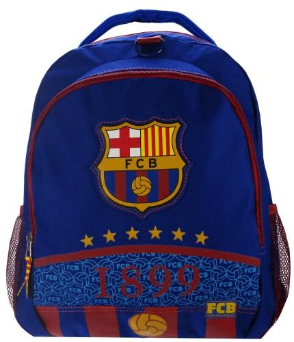 Rugzak Barcelona FCB 1899 Two Zipper 35x27x19 cm