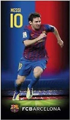 Badlaken Barcelona Messi