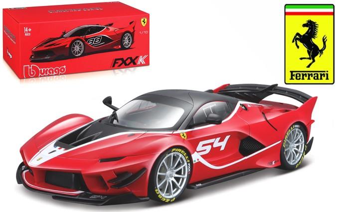 Ferrari FXX K EVOLUZIONE SIGNATURE 54 (1:18) Bburago