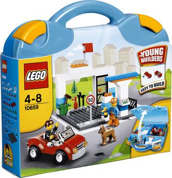 Lego 10659 Blauwe Koffer